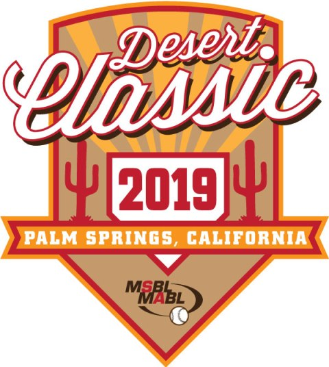 desert classic logo 2019