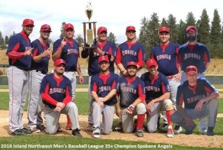 Men's Senior Baseball league