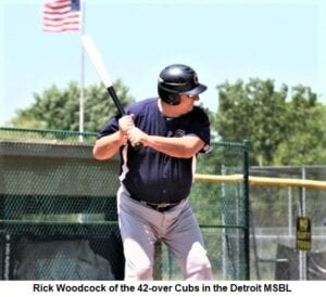 Men's Senior Baseball league