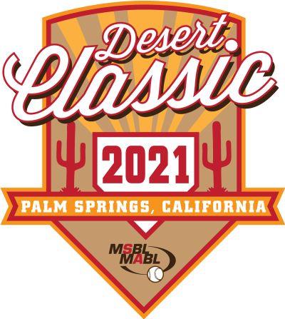 desert classic 2021 logo